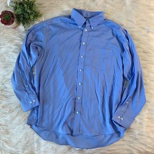 Kenneth Cole Reaction Regular Fit Button Down